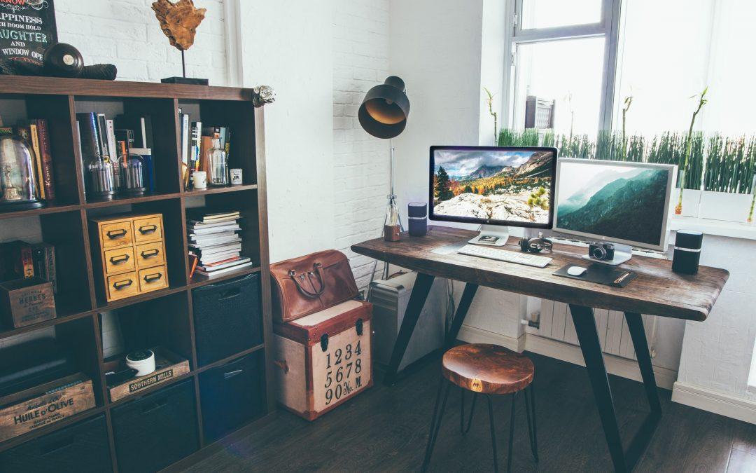 Cara Mendesain Ruang Kerja di Rumah