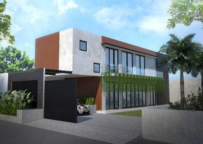 Inspirasi desain arsitek